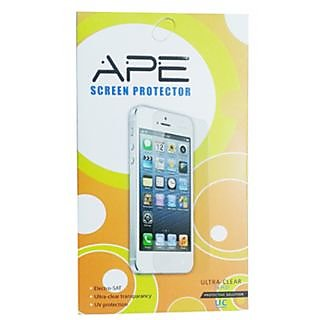 Ape Clear Screen Guard For Intex Y5
