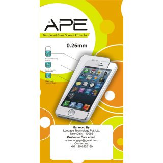 Ape Tempered Screen Protector For Sony Xperia M2
