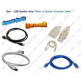 High Quality USB 2.0 Male To Female Extension Cable - 1.5m @ Competitive Price