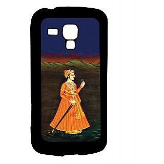 Pickpattern Back Cover For Samsung Galaxy S Duos S7582 AKBARPAINTINGSDS