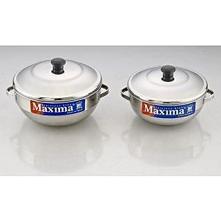 Maxima Serving Dish Set Of 2 Pcs