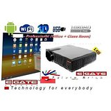 Egate P512++ Android 4.0.4 Full HD LED 3D Projector -WiFi,2 HDMI,2 USB,VGA PORT