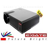 EGATE P512+ 3500 LUMENS HD LCD LED PROJECTOR - USB + HDMI + VGA + AV + TV