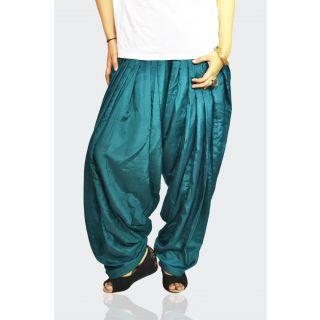Vivaa Semi Patiala Salwar / Pants Firozi