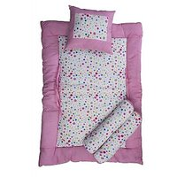 Love Baby 642 Big Gadala Set  pink