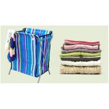Large Foldable Laundry Basket Mpb07