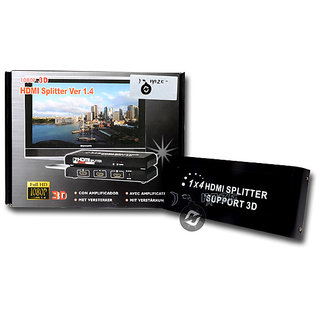 1haze HDMI Splitter 12