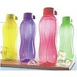 Tupperware Water Bottle Set Of 4 (1000ml)