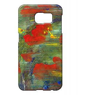 Pickpattern Back Cover for Samsung Galaxy S6