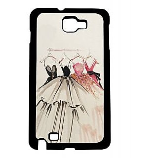 Pickpattern Hard Back Cover for Galaxy Note 1 N7000
