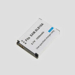 Tyfy - Battery for Samsung Cameras - SLB10A