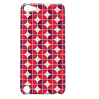 Pickpattern Hard Back Cover for Apple iTouch 5