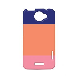 Pickpattern Hard Back Cover for HTC One X