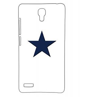 Pickpattern Hard Back Cover for Redmi Note