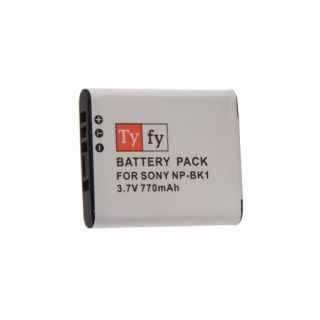 Tyfy NP-BK1 770mAh Li-ion Rechargeable Battery