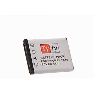 Tyfy - Battery for Nikon Cameras - ENEL10