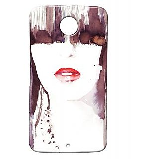 Pickpattern Hard Back Cover for Nexus 6