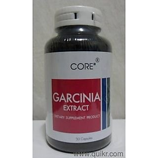 Core Garcinia Extract Weight Loss pills