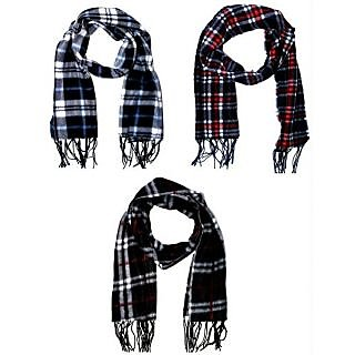 Warm Muffler (unisex) - Set Of 3