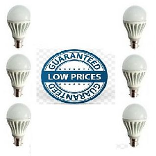 LED Bulb 5W Set of 6