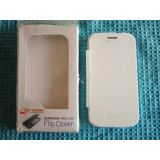 Compare White Flip Cover For Micromax Canvas 3  A116 HD at Compare Hatke