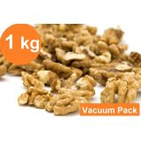 Kashmir Snow White Walnut Kernels 1 KG Akhrot Giri Without Shell Walnuts