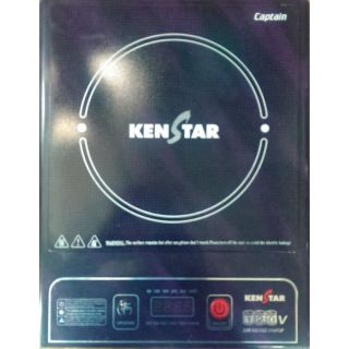 Kenstar Captain KIC14BP6-DCP Induction Cooktop