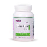 Zenith Nutrition Green Tea Extract 250mg - 200 Capsules