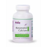 Zenith Nutrition Resveratrol 100mg & Calcium - 120 Capsules