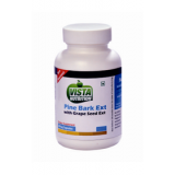 Vista Nutrition Pine Bark Ext With Grape Seed Ext - 30 Capsules
