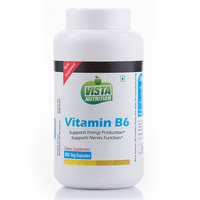 Vista Nutrition Vitamin B6  300 Capsules