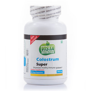 Vista Nutrition Colostrum Super 300mg  60 Capsules
