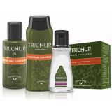 Trichup Hair Fall Control Therapy Kit - Hair Fall Oil, Shampoo, Powder & Serum