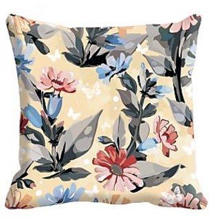 meSleep Flower 3D Cushion Cover (20x20)