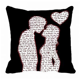meSleep Love 3D Cushion Cover