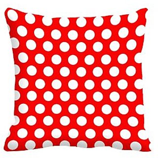 meSleep Dotted 3D Cushion Cover (20x20)