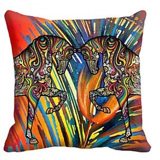 meSleep Horse  3D Cushion Cover (20x20)