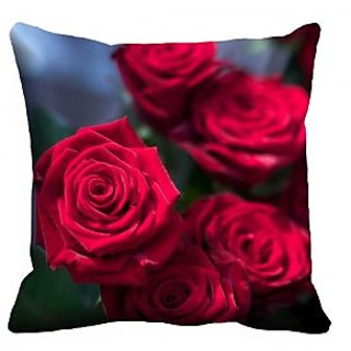 meSleep Rose 3D Cushion Cover