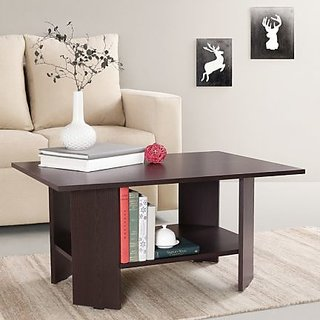 Designer Coffee Table with 2 Slabs