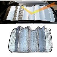 Foldable Auto Front Rear Window Sun Shade Car Windshield Visor Cover Block