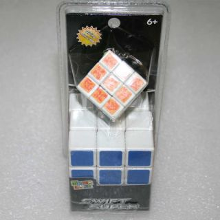 3x3 Rubik Cube Combo With Small Working Rubik Cube Keychain
