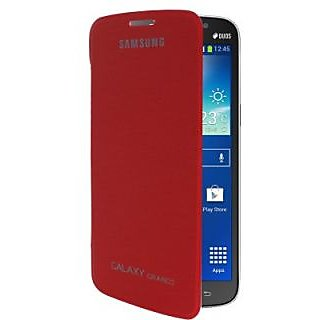 Samsung Galaxy Grand 2 G7102 / 7106 / 7108 Flip Cover Red
