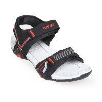 TOMCAT Men Black Red Floater Sandal 271