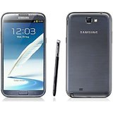 Samsung Galaxy Note 2 N7100 (Gray)FLIP COVER+ Scratch Guard