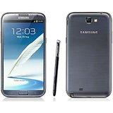 Samsung Galaxy Note 2 N7100 (Gray)FLIP COVER+ Scratch Guard