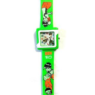 Green Ben 10 Watch - 829