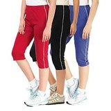 ESPRESSO- SPORTIVE CAPRI PACK OF 3 PCS RED/BLACK/ROYAL