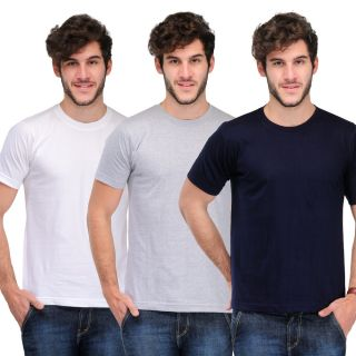 TSX Solid T-Shirt Pack of 3 (TSX-RNO-1AC)
