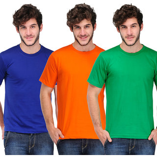 TSX Solid T-Shirt Pack of 3 (TSX-RNO-358)