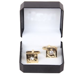 Jstarmart Square Designer Cufflink For Men JSMFHMA0116